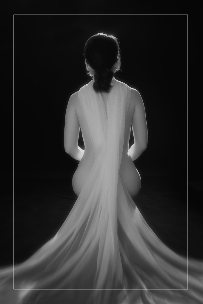 Nude art photo exhibition opens