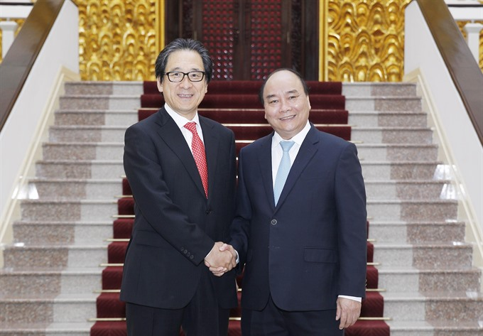 Japanese firms demand Vietnams skilled workforce: JETRO Chairman