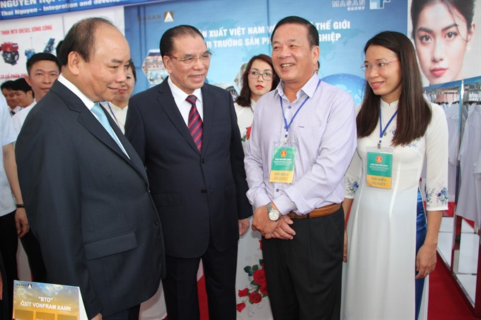 Local foreign companies find Thái Nguyên attractive