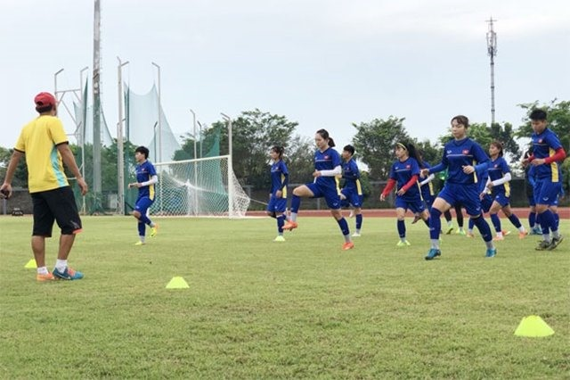 Việt Nam ready to face Indonesia in AFF womens champs