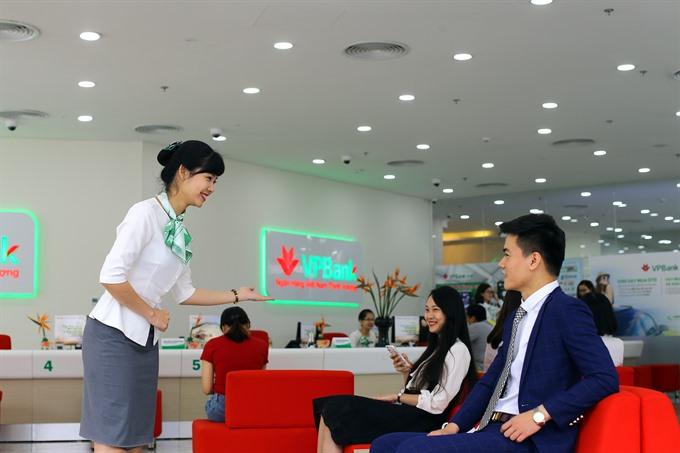 VPBank posts 34 per cent rise in profit