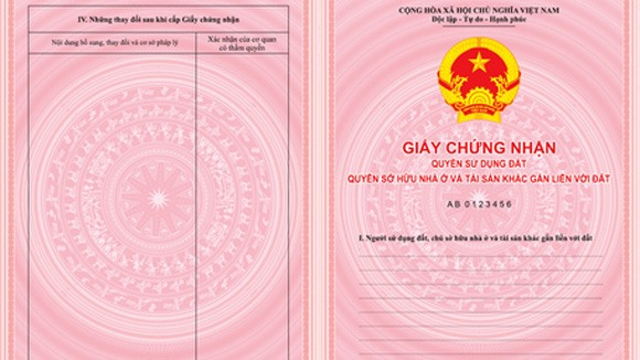 Kiên Giang Police to investigate the missing of red book certificates