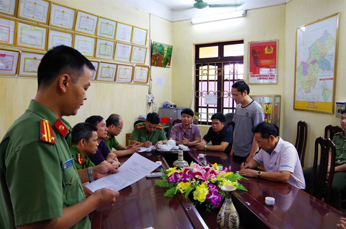 Education official arrested in Hà Giang exam cheating scandal