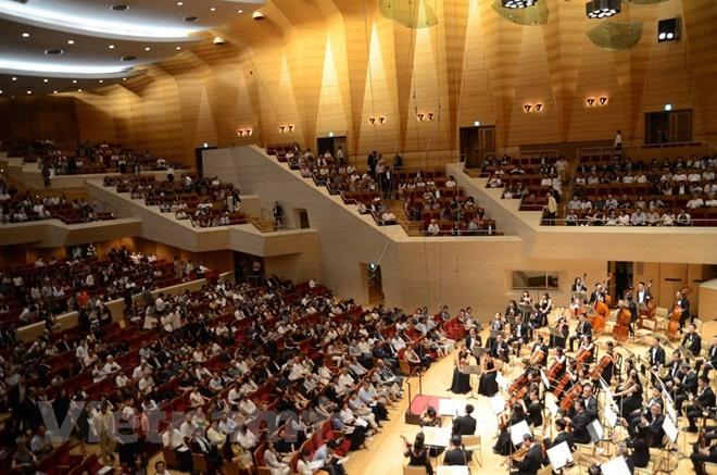 Tokyo concert marks 45 years of Việt Nam-Japan ties