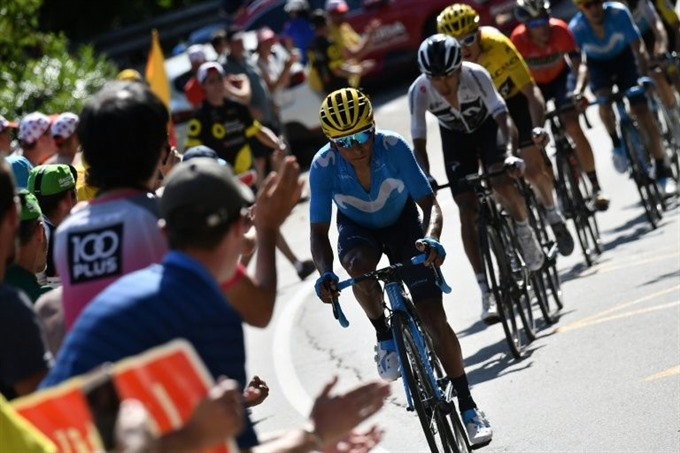 Quintana hoping for Sky collapse as Movistar look to Pyrenees