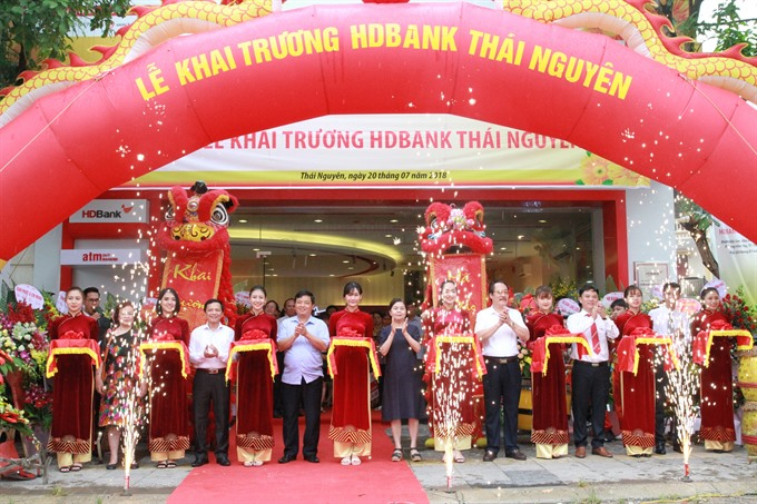 HDBank opens branch in Thái Nguyên Province