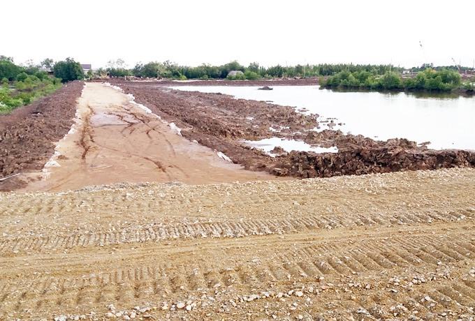 Soil bank established in south