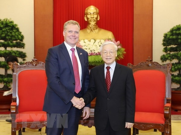 Vietnam treasures ties with Australia: Party official