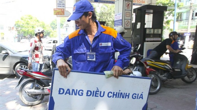 Petrol prices stable oil prices decrease slightly