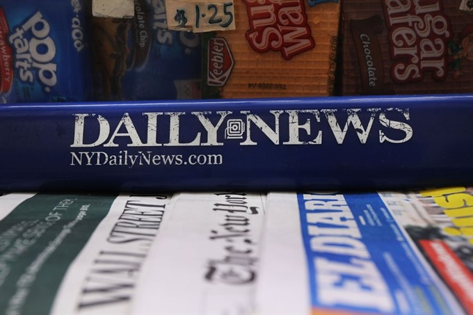 NY Daily News slashes half its newsroom staff
