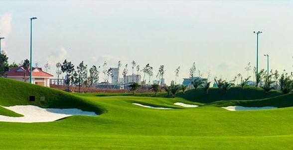 Hà Nộis golf clubs championship to tee off