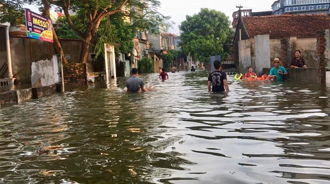 Sơn Tinh kills 29 more showers to come