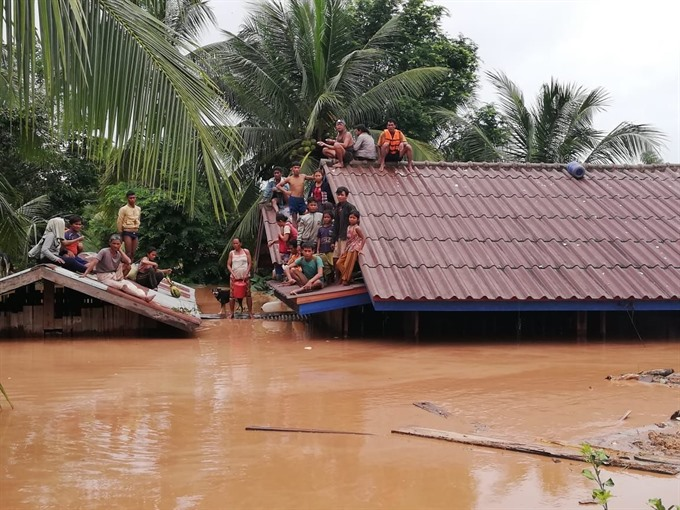 26 workers to be rescued this morning after Laos dam collapse