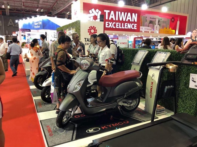 Taiwan Expo opens in HCM City offers firms a chance to forge partnerships