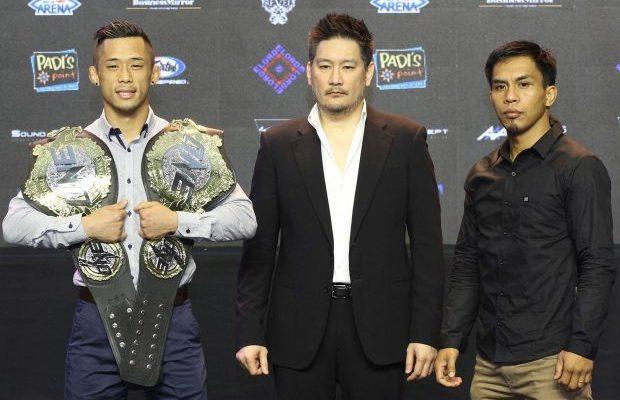 Vietnamese-Australian fighter Martin Nguyễn hunts triple crown