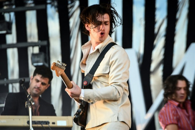 Arctic Monkeys lead nominations for Mercury Prize