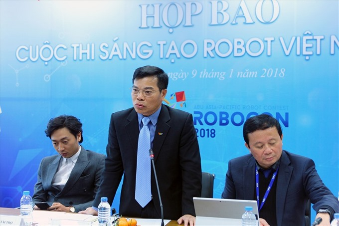 Việt Nam to host Asia-Pacific Robot Contest 2018