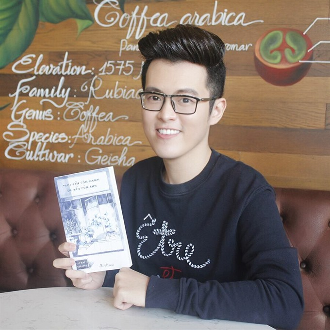 Young HCM City writer aims to reach hearts