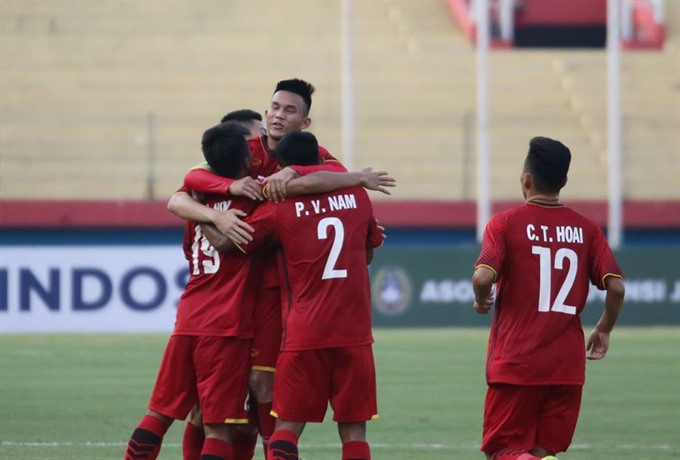 U19 Việt Nam defeats U19 Philippines at AFF Champs