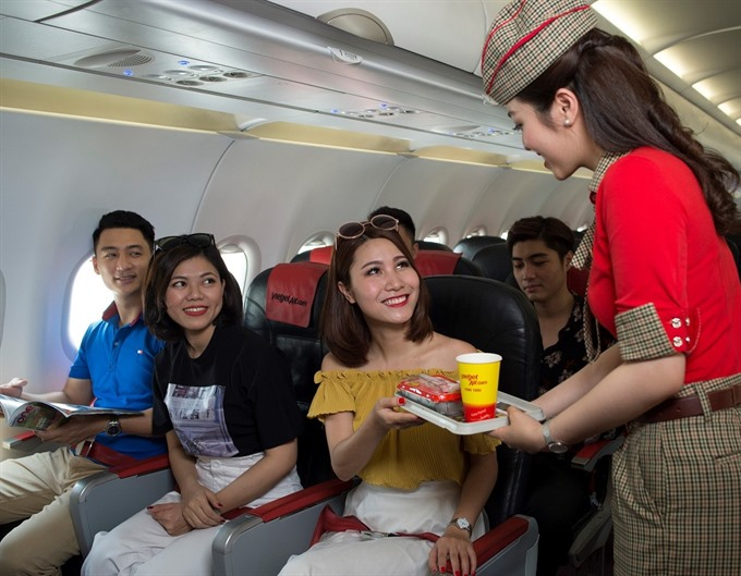 Vietjet reports robust revenue growth in H1