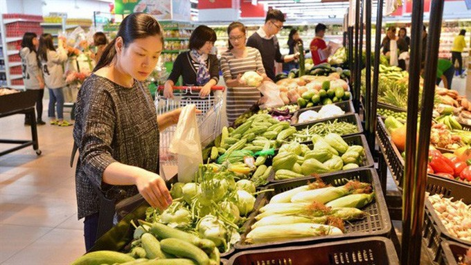 Việt Nam has high growth in retail sales for 7 months