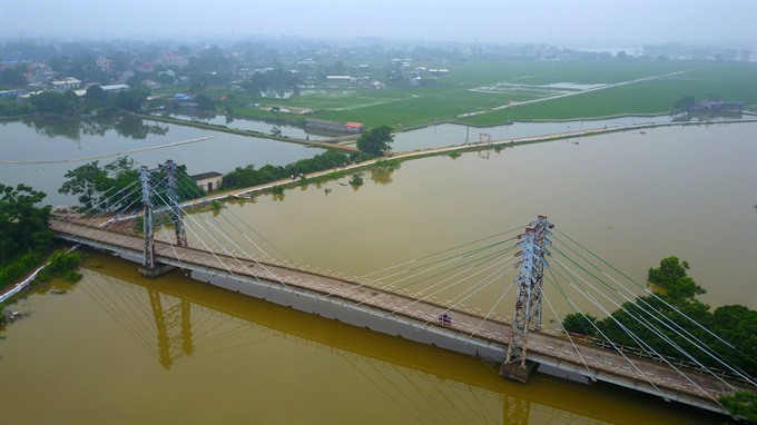 HN mulls mass evacuation due to floods