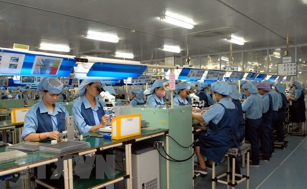 Growth in VN-Argentina trade