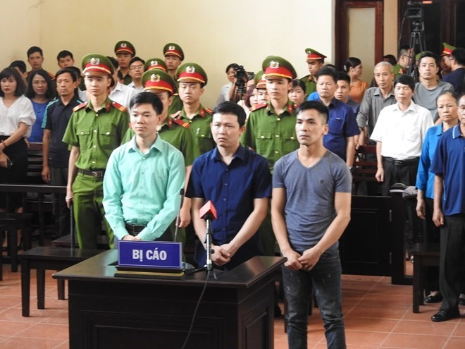 Two more prosecuted for involvement in incident at Hòa Bình hospital