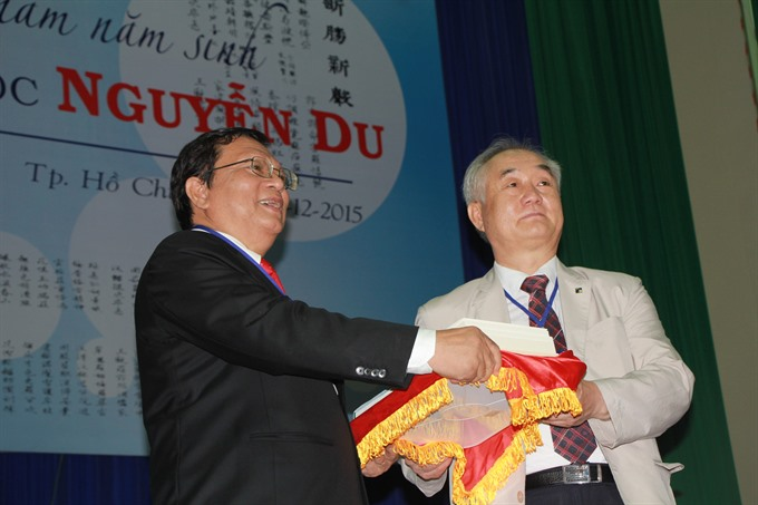 VN second home to Korean Prof