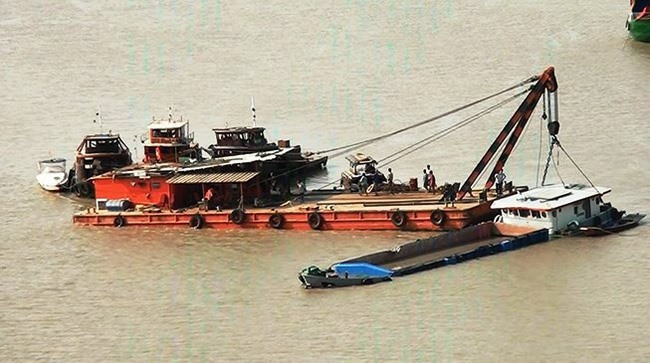 One injured two missing after waterway accident