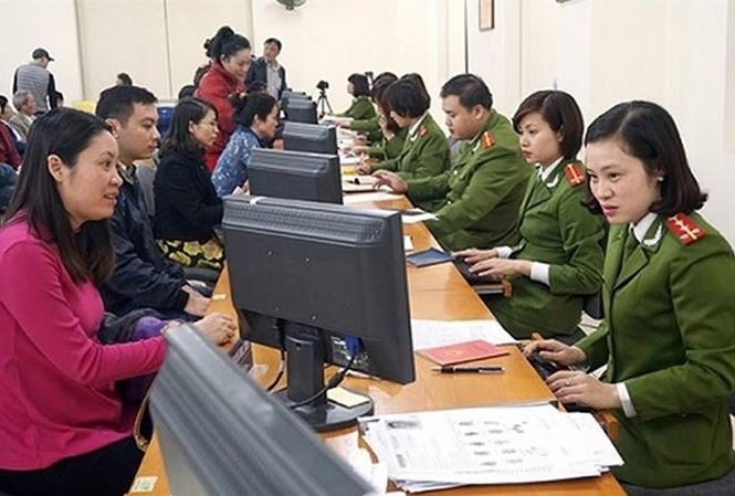 Hà Nội proposes to share citizens data