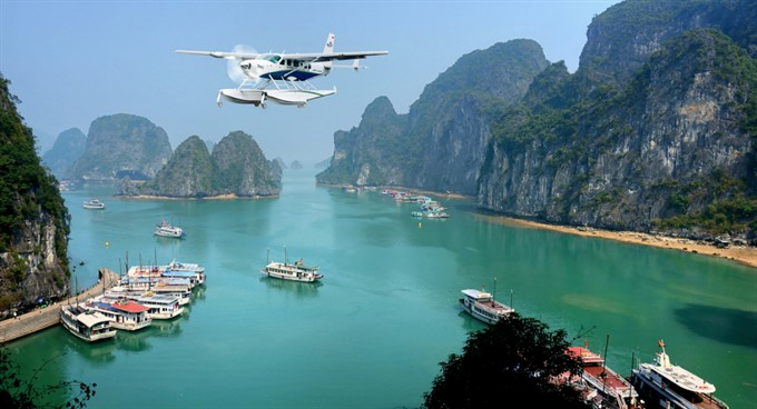 Foreign tourism to VN surges