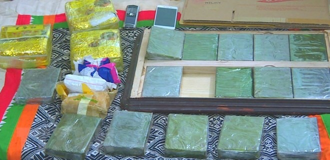 Drug traffickers arrested in Sơn La