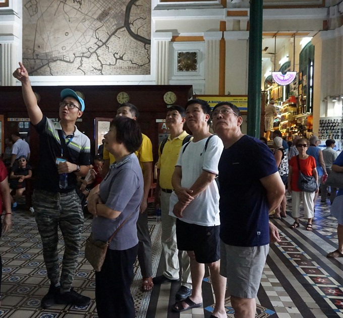 Tourism sector aims to stop Chinese zero-đồng tours