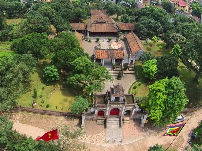 Cổ Loa Citadel still seriously encroached: experts