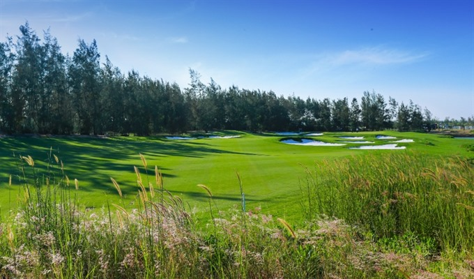 Vinpearl WAGC Việt Nam 2018 to tee off