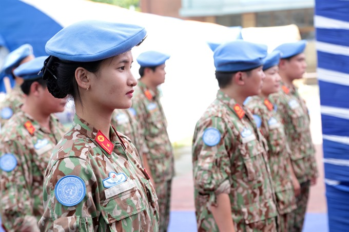 VN women defy stereotypes to work for UN in S Sudan