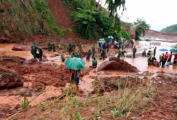 37.7m in economic damages from natural disasters in first half of 2018