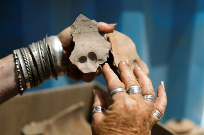 Ancient pottery factory unveiled in Israel