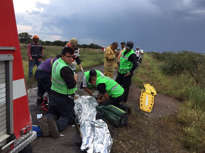 Dozens injured in Mexican plane crash