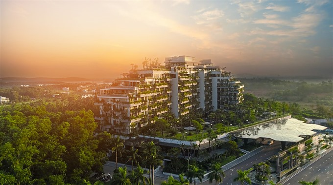 Resort wins record for having most plants in VN