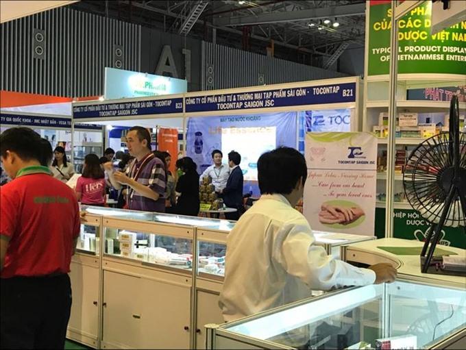 City to host intl pharma health expo