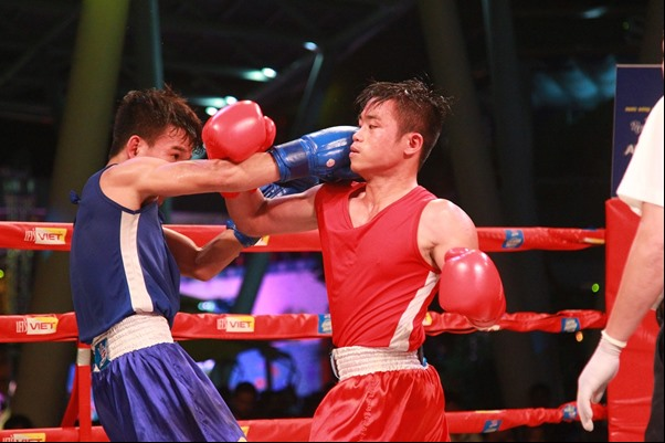 Việt Nams first professional boxing tournament