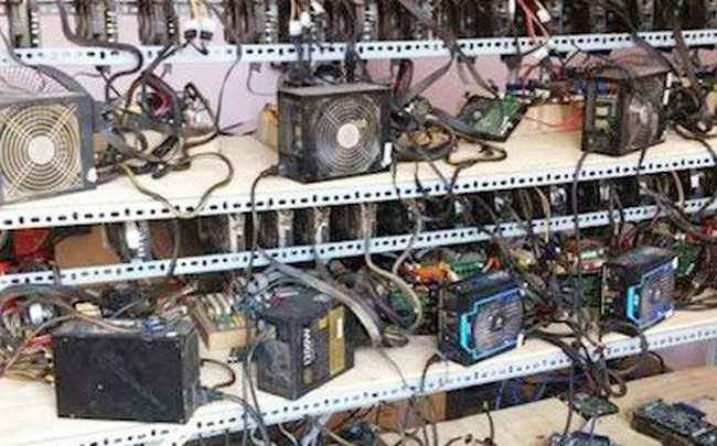 Việt Nam stops bitcoin mining imports