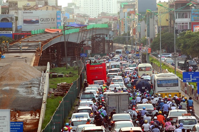 Hà Nội authorities to revoke licences of long-delayed projects: Chairman
