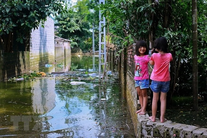 Hà Nội ready to fight diseases in flood-hit areas