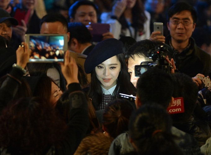 Where is Fan Bingbing?: Chinese star goes dark amid pay crackdown