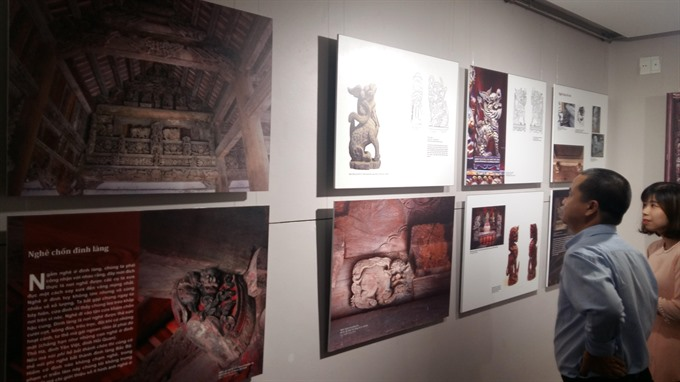 Exhibition promotes sacred animal Nghê of Việt Nam