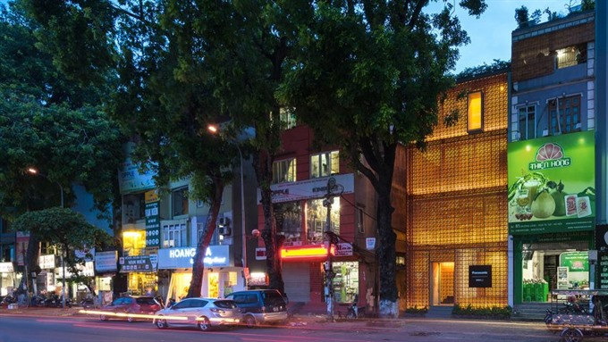 VN company wins intl architecture awards