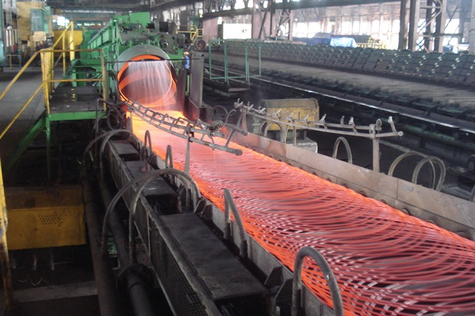 Vietnamese steel sector caught in US-China trade war